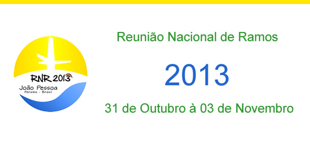 A RNR 2013 - Inovao, Tecnologia e Sustentabilidade