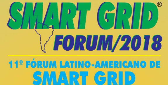 17-18/SET - SMART GRID FÓRUM/2018 - Fórum Latino-Americano de Smart Grid