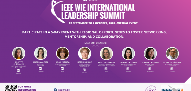 [SUMMIT  VIRTUAL] 2020 IEEE WIE International Leadership Summit R9